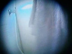 Hidden cam my sister take a shower 02