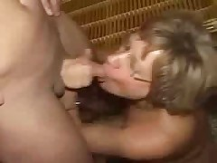 German Mature And Guy