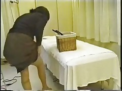 Asian hidden cam massage part3