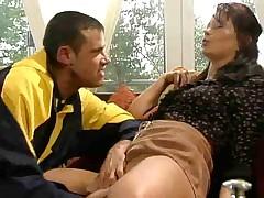 German wife and postman
