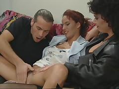 Hot German 4some