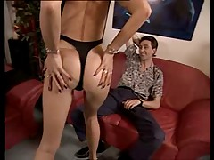 REDHEAD GETTING ASSFUCKED