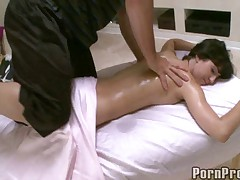 Wet Lusty Massage