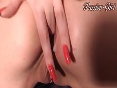 Anal - Dildo - Cream Pie - Passion-Girl German Amateurt