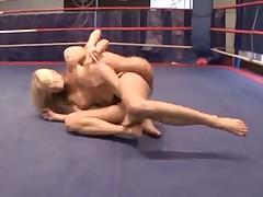 Nude Fight Club