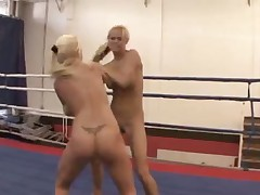Nude Fight Club