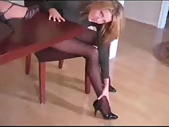 Sexy Pair Of Pantyhose Teasers