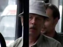 Amateur Wild Babe Sex On A Bus