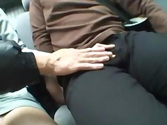 Office Lady Giving Blowjob For Guy Cum To Mouth In The Back..