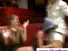 Male Strippers Sucked By Cfnm Babes