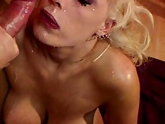 Cumshot Mouth Compilations