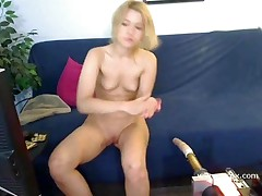 Bella Banxx Live Webcam Fucking Machine