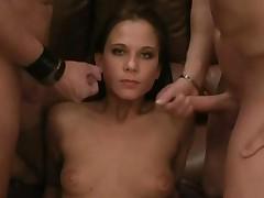 Sauna Student Orgy Hardcore