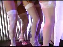 Lesbian Nurses In Stockings