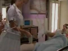 Hot Asian Nurse