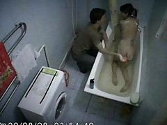 Teensexreality - Me And My Neighbour In Her Shower