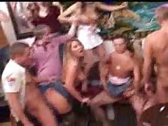 Swingers Gangbang Party