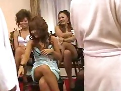 Cfnm With Outgoing Japanese Girls Who Playfully Examine..