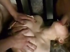 Compilation With Breastfucked Sluts