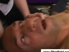 Cfnm Babes Wank Off Femdom Guy