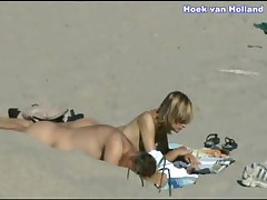 Nudist Beach Hoek Van Holland