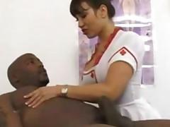 Chocolate Loving Nurse