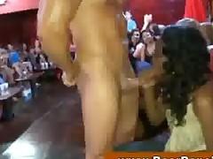 Nymphos Suck Cock At Cfnm Party