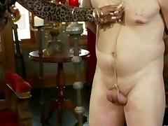 Divine Bitches Black Mistress Nyomi Banxxx Punishes Her..
