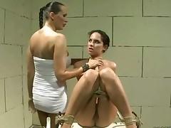 Mandy Bright Punishing Hot Slavegirl