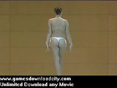 Nice Girl Topless Nude Gymnastics Beem Sexy Sports Athlete..