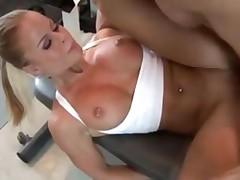 Nikki At The Gym