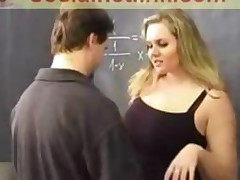 Beautiful Schoolgirl With Big Tits Seduced By Old Teacher