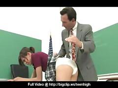 Teacher Seduces Student