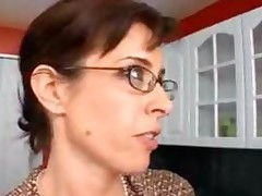 Mature Teacher Seduce Her Student