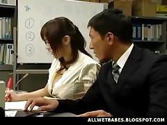Busty Asian Teacher Fondled And Sucked - Allwetbabes.Blogspot.Com