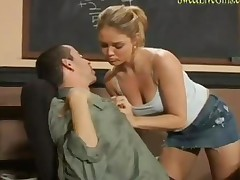 Teachers Pet Earns An A With A Bj 1 Wmv