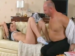 Teacher Licks His Teen Student And Then Does Her