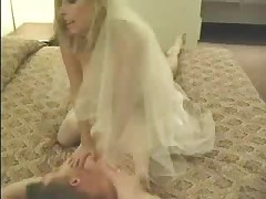 Amateur Homemade Wedding , Suck And Fuck 3