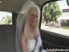 Young Bride Likes It Big!