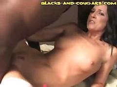 Milf Nurse Fucked Interracial