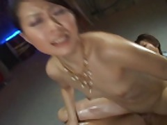 JAV Amateur 156 - Lotion Floor Cosplay