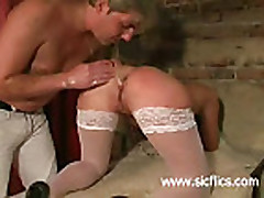 Extreme housewives fist fucked in their loose pussies