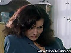 Italian Brunette Anal Moglie