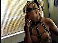 Smoking Fetish - Angela and her Mistress smoking