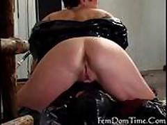 femdom male fucked in ass