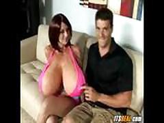 Jamies Gigantic Tits - Its Real