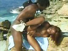 Monique - Black Beach Patrol 5