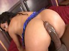 Melody Nakai in Phat Black Juicy Anal