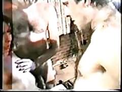 gangbang home video