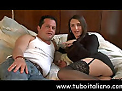 Young Amateur Couple Giovane Coppia